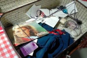 La valise à menus souvenirs